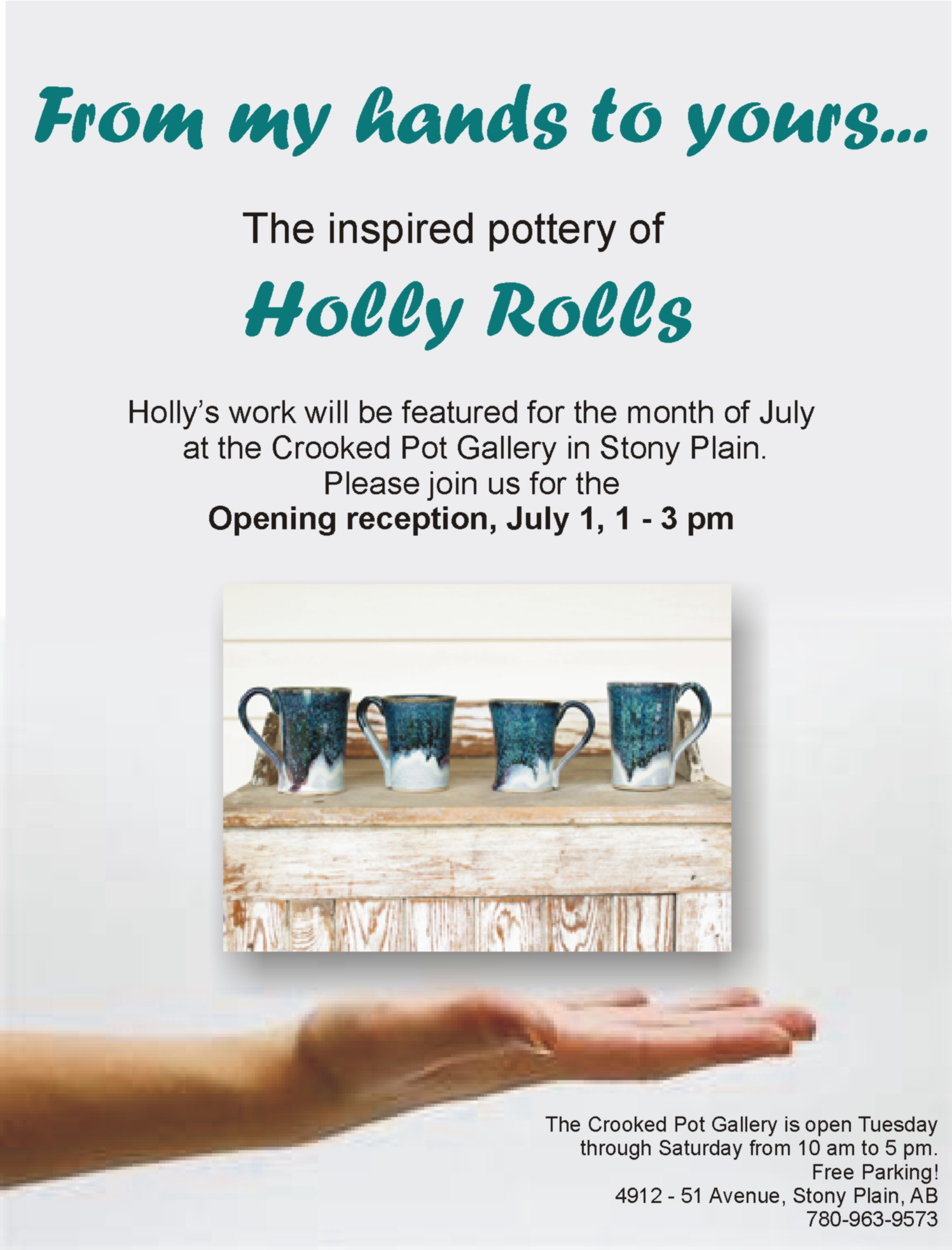 Holly Rolls July 2020